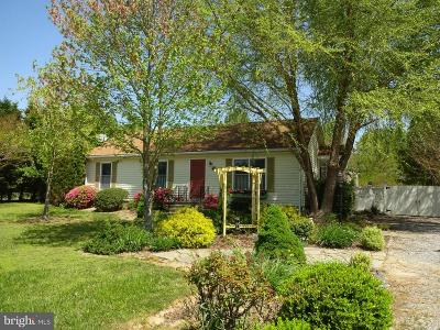 Dorchester County Single Family Home For Sale: 6931 Back Landing Road