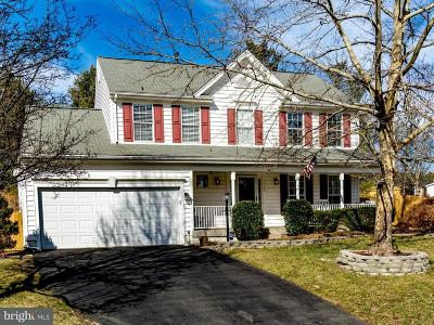 Bristow VA Single Family Home Active Under Contract: $490,000