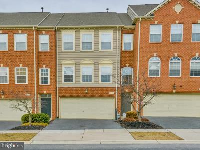 Hanover Townhouse For Sale: 7570 Maidenhead Drive