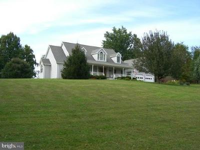 Warren County Single Family Home Active Under Contract: 211 Lands Run Road