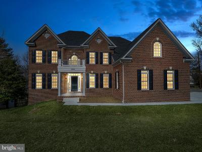 Mclean Single Family Home For Sale: 1901 Foxhall Road