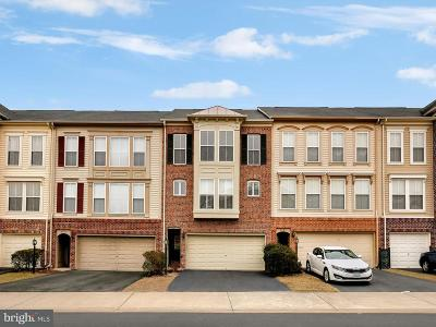 Bristow Townhouse Active Under Contract: 9119 Ribbon Falls Loop