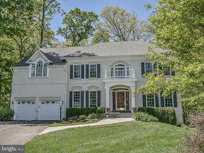Reston Single Family Home For Sale: 12118 Walnut Branch Road