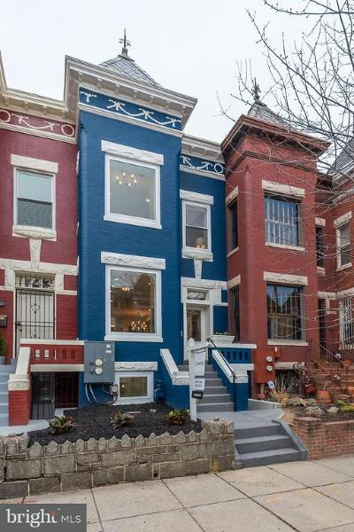 Washington Townhouse For Sale: 1741 1st Street NW #1