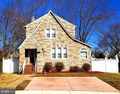 Baltimore Single Family Home For Sale: 2738 Kildaire Drive