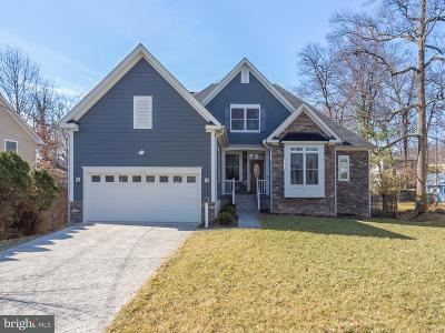 Falls Church Single Family Home For Sale: 2220 Orchid Drive