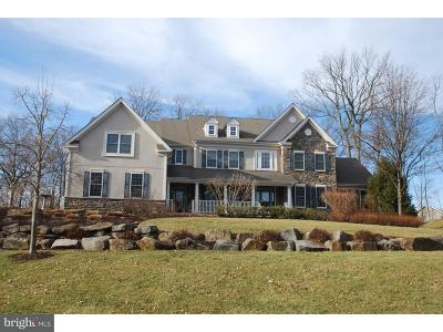 Downingtown Single Family Home For Sale: 1609 Creagh Knoll Lane