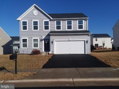 Culpeper Single Family Home For Sale: 12117 Majestic Place