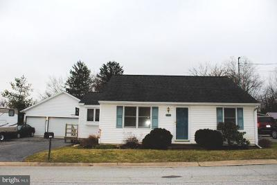 Dover Single Family Home For Sale: 3020 Claremont Road