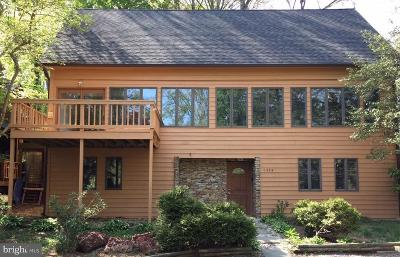Annapolis Single Family Home For Sale: 1743 Westmoreland Trail