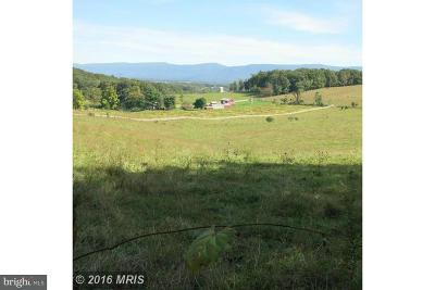 Mount Jackson VA Residential Lots & Land For Sale: $99,900