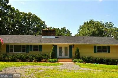 Vienna Single Family Home Active Under Contract: 10215 E Hunter Valley Road