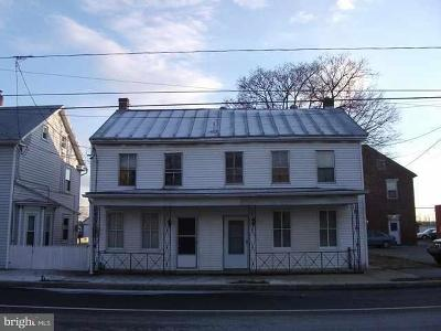 Cumberland County Multi Family Home For Sale: 15-17 W Main Street