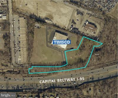 Temple Hills Residential Lots & Land For Sale: 5251 Beech Place