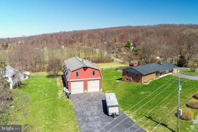 Frederick Single Family Home For Sale: 10224 Old Liberty Road