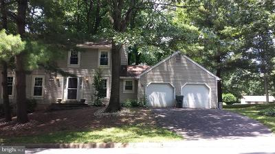 Fairfax County, Stafford County, Prince William County Single Family Home For Sale: 5847 New England Woods Drive