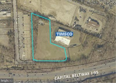 Temple Hills Residential Lots & Land For Sale: 5150 Beech Place