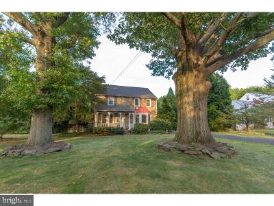Huntingdon Valley Single Family Home For Sale: 163 Welsh Road