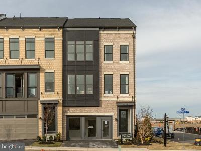 Ashburn Townhouse For Sale: 42303 Impervious Terrace