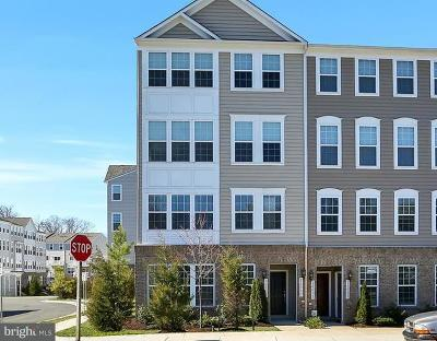 Woodbridge Townhouse For Sale: 14691 Mason Creek Circle