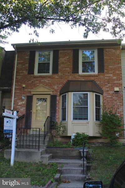 Montgomery County Townhouse Active Under Contract: 12 Mateus Way