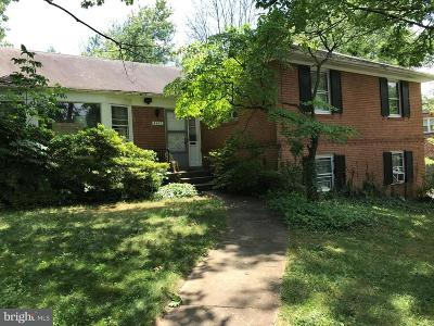 Single Family Home Active Under Contract: 5632 Bradley Boulevard