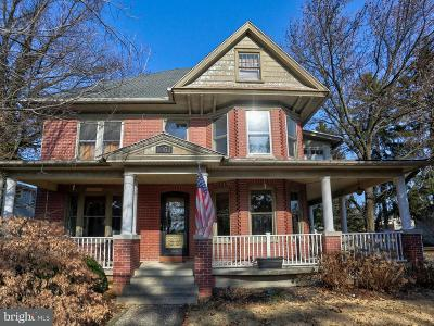 New Holland Single Family Home Under Contract: 1051 E Main Street