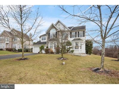 Bucks County Single Family Home For Sale: 538 Tori Court