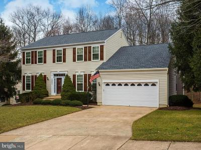 Manassas Single Family Home For Sale: 15531 Toddsbury Lane
