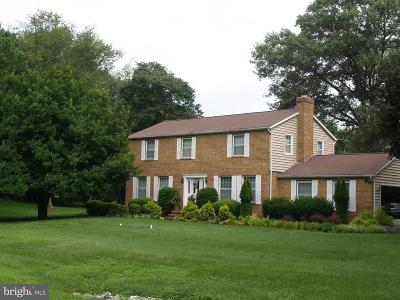 Davidsonville Single Family Home Active Under Contract: 1046 Ashe Street