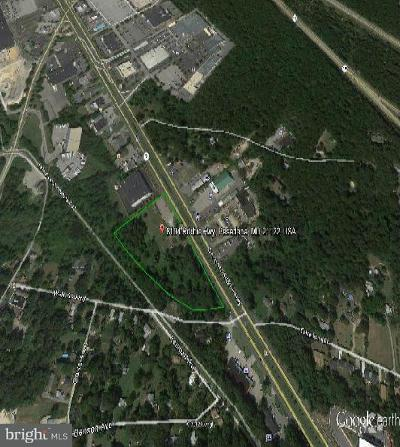 Residential Lots & Land Active Under Contract: 8194 Ritchie Highway
