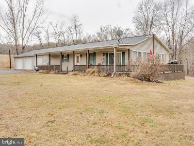 Hedgesville Single Family Home For Sale: 469 Linwood Drive
