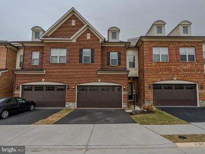 Ashburn Townhouse For Sale: 42329 Benfold Square