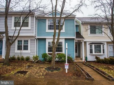 Dumfries Townhouse For Sale: 5155 Spring Branch Boulevard