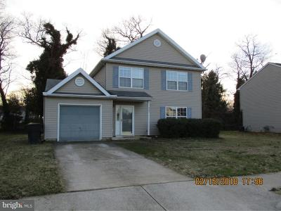 Dover Single Family Home For Sale: 322 W Wind Drive