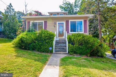 Anne Arundel County Single Family Home Active Under Contract: 36 Patapsco Road