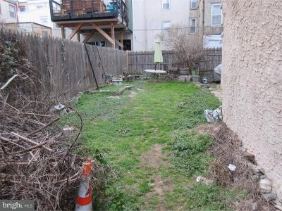 Northern Liberties Residential Lots & Land For Sale: 1348 N Palethorp Street