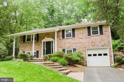 Fallston Single Family Home For Sale: 2207 Hampshire Drive