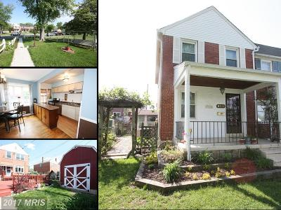 Parkville MD Townhouse For Sale: $169,900