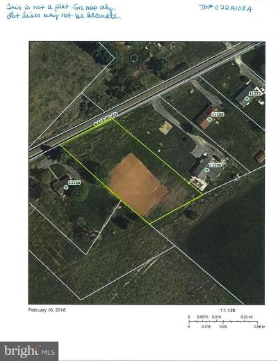 Toms Brook Residential Lots & Land For Sale: 0 Back Rd