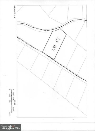 Residential Lots & Land For Sale: Chestnut Ridge Drive