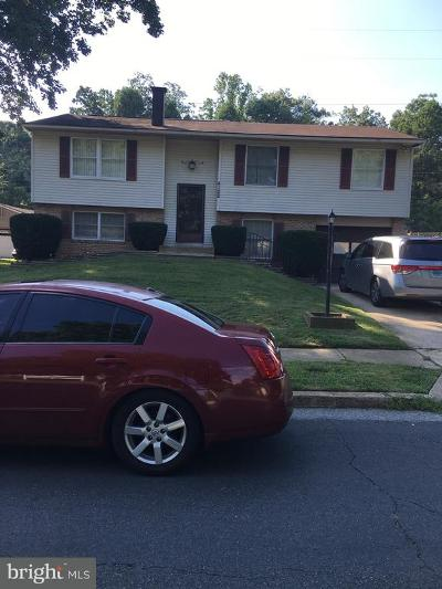 Randallstown Single Family Home Active Under Contract: 4122 Tiverton Road