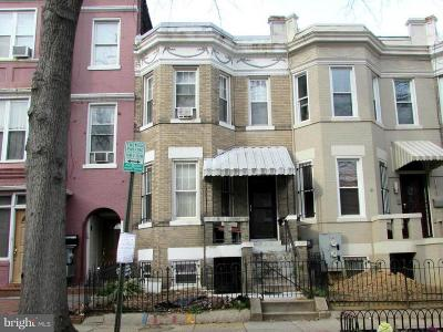 Eckington Townhouse Active Under Contract: 116 Quincy Place NE