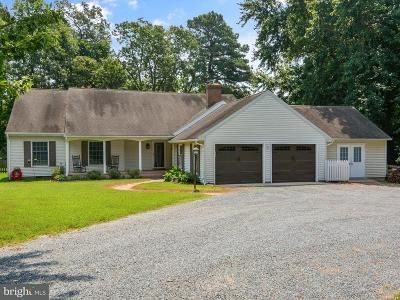 Caroline County, Dorchester County, Queen Annes County, Talbot County Rental For Rent: 4790 Sailors Retreat Road