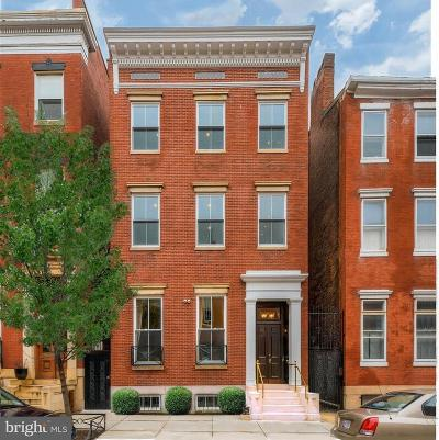 Baltimore Multi Family Home For Sale: 708 Park Avenue