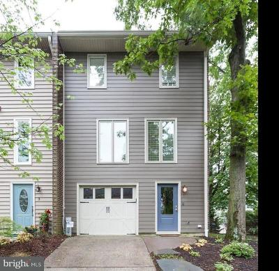 Annapolis Townhouse For Sale: 5 Klakring Court