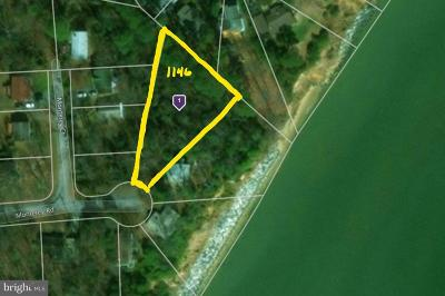 calvert County Residential Lots & Land For Sale: 1146 Monterey Road
