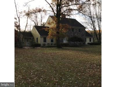 Bucks County Single Family Home For Sale: 148 Buckmanville Road