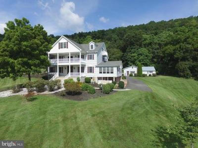 Strasburg VA Single Family Home For Sale: $725,000