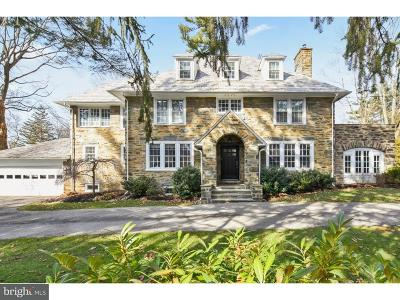Haverford Single Family Home For Sale: 60 Booth Lane
